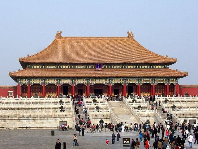 Forbidden city - Palace of supreme harmony