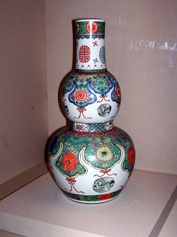 Forbidden city museum - vase
