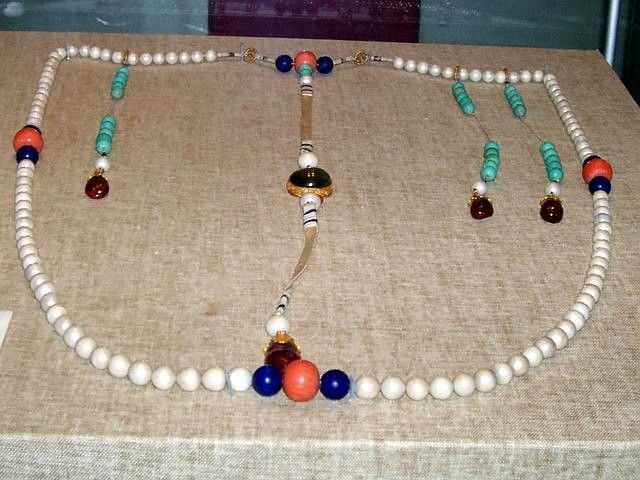 Forbidden city museum - necklace