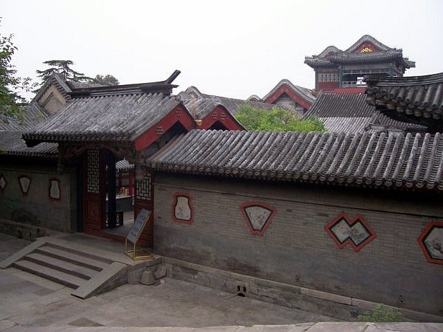 Summer palace - Wulinyi house