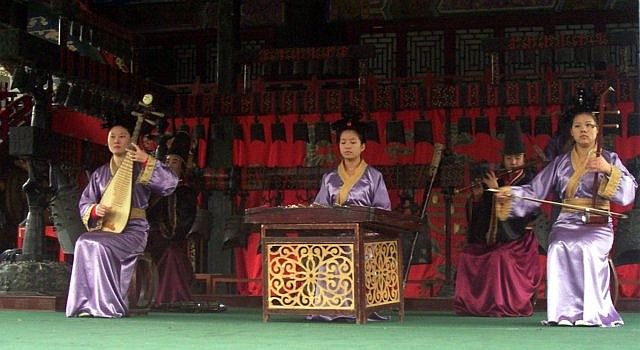 Summer palace - Concert of traditional music