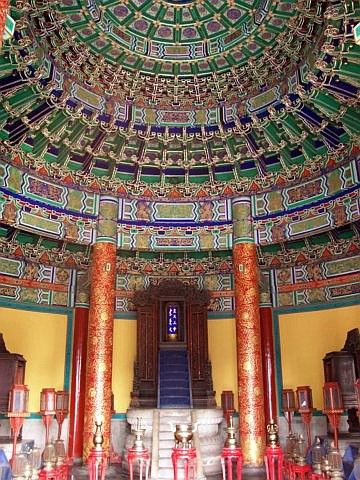 Temple of heaven - Inside the Imperial vault of Heaven