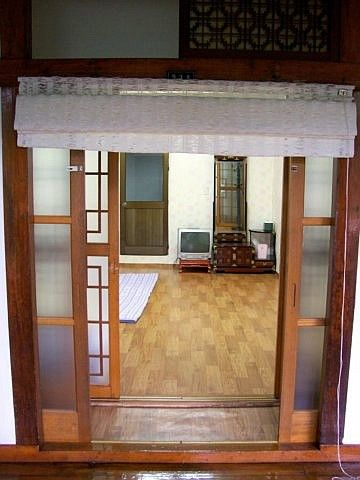 Yeogwan traditionnel (Corée) - chambre