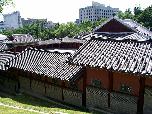 Compound of Gyeongheuigung palace