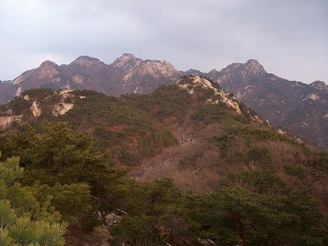 Bukhansan - scenery view 10