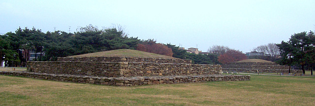 Seokchon - tombs of the Baekje Kingdom