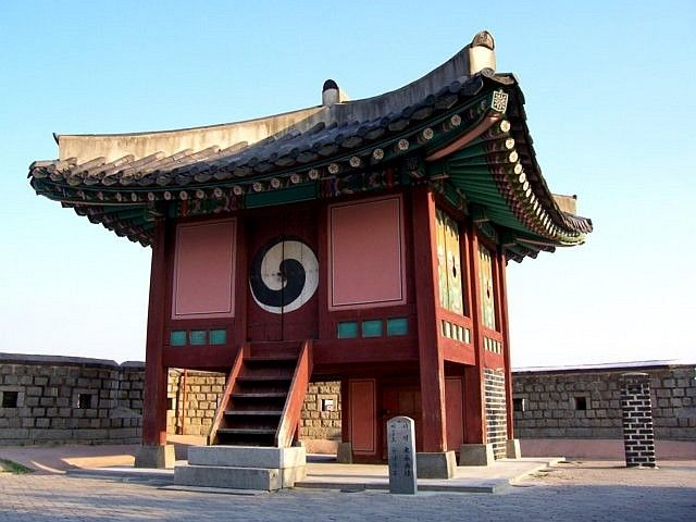 Hwaseong fortress - Watchtower