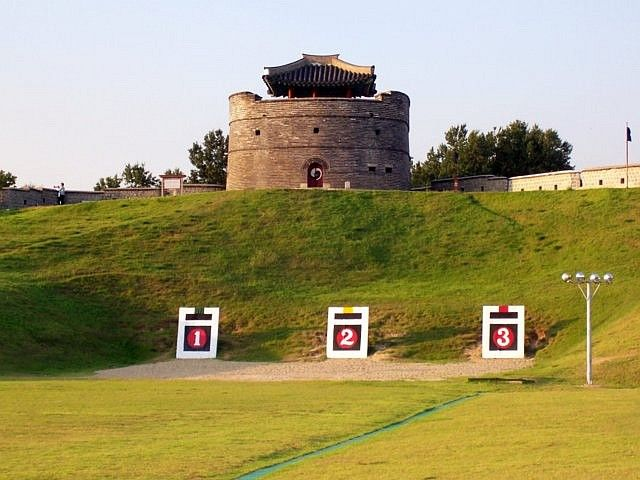 Hwaseong fortress - Command post