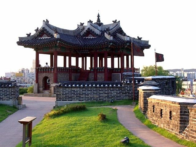 Hwaseong fortress - Observation post