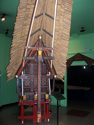 World Folk Museum (Yong-in) - traditional house of Toraja