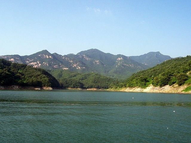 Woraksan - Chungju lake (view 6/10)