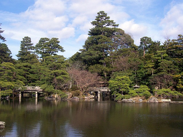 Imperial palace - Gardens