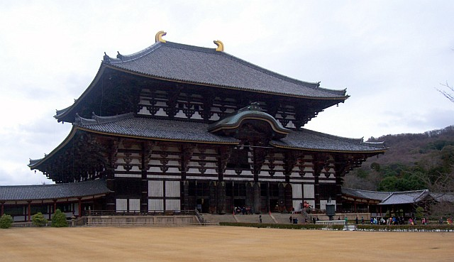 Temple Todai-ji