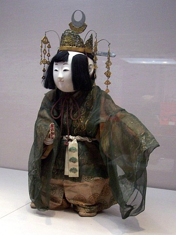 Tokyo National museum - Hina doll (traditional doll)