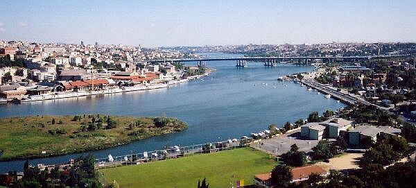 The Istanbul Golden Horn