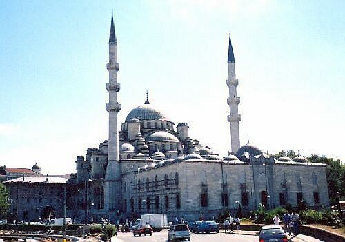 New mosque of Istanbul