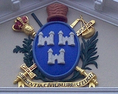 City's coat of arms