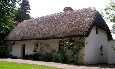 Bunratty folk village - Shannon farm