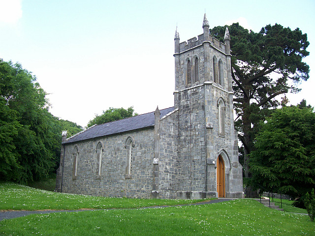 Bunratty folk village - Ardcroney church