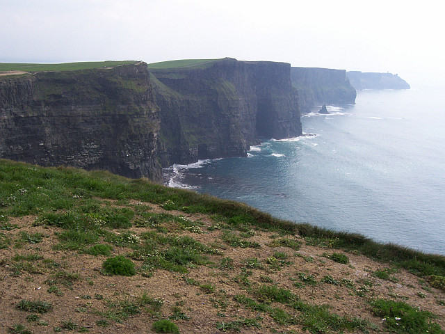 Falaises (cliffs of moher)