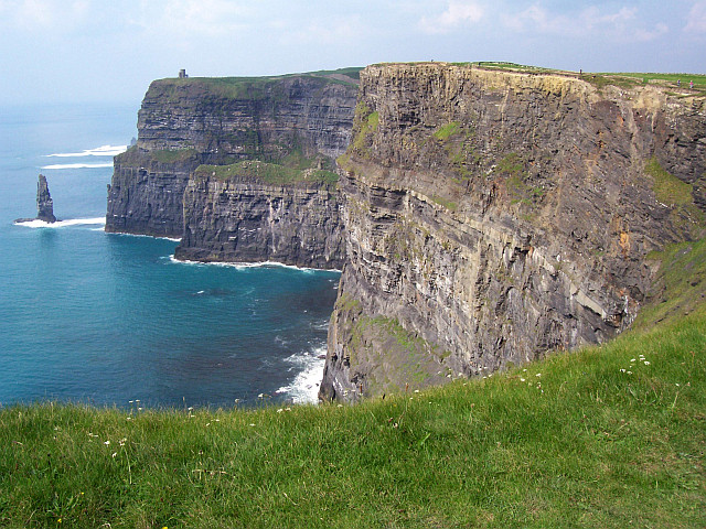 Cliffs of moher (view 4)