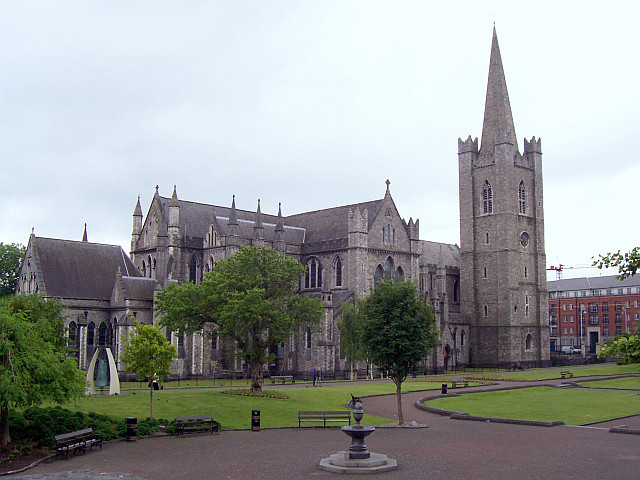St. Patrick cathedral (view 2)