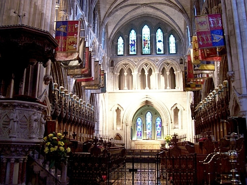 St. Patrick cathedral - Chancel