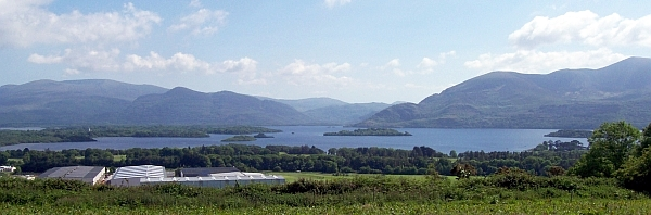 Killarney - Lough leane