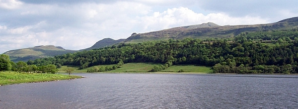Sligo - Glencar Lough lake