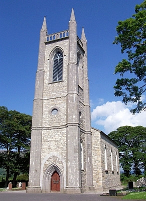 Sligo - Drumcliff church