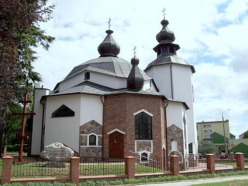 Gizycko - Eglise orthodoxe