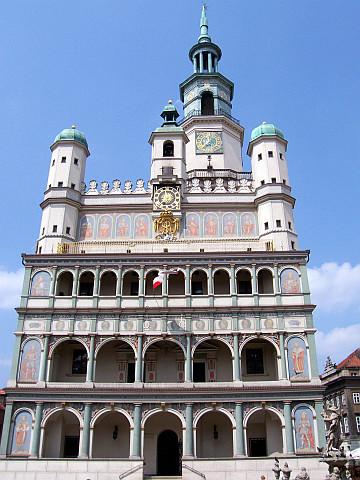 Poznan Vieille Ville