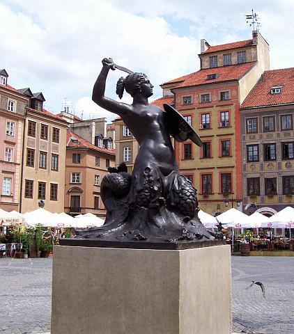 Varsovie Vieille Ville
