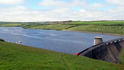 West Penwith dam