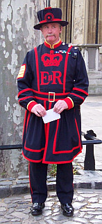 Beefeater (yeoman warder)