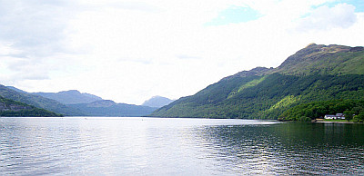 Lake of the Trossachs