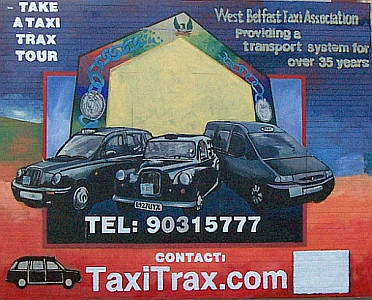 Mural : tribute to taxis