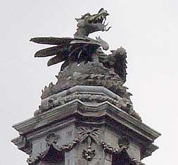 Dragon de la coupole