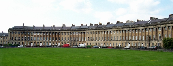 Royal crescent (Bath)