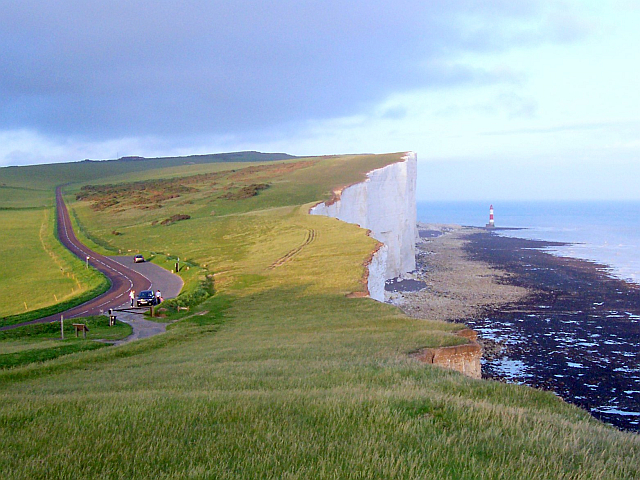 Beachy Head - Road