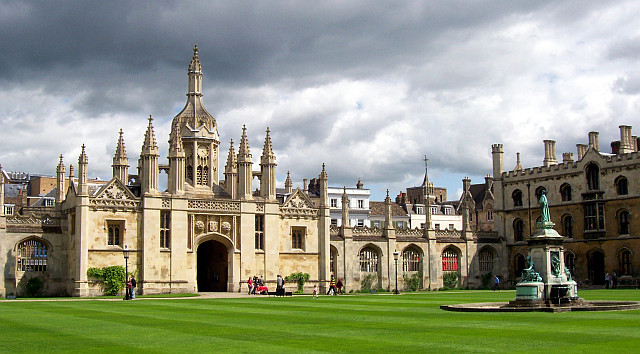 Court of King's College