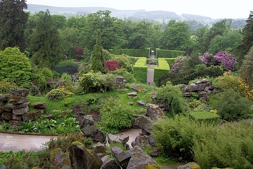 Chatsworth house - Overview