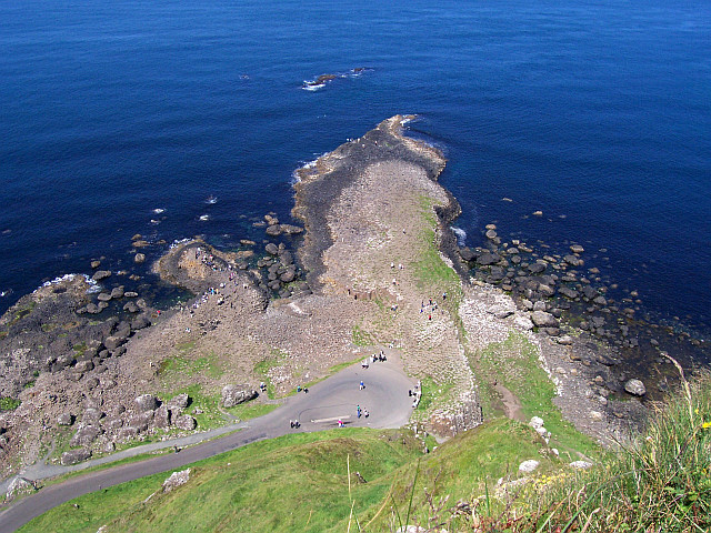 Giant's causeway (view 2)