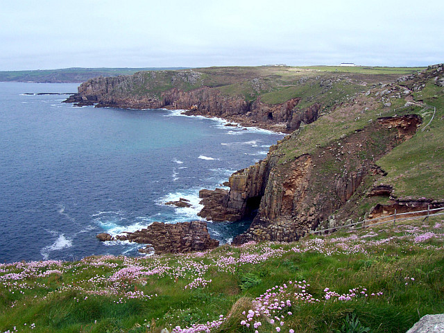 Land's end - Cliffs (view 4)