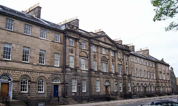 Edinburgh - Georgian house