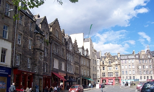 Edinburgh - Square