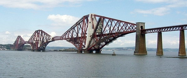 Edimbourg - Pont Forth bridge