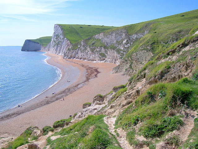 Durdle door (vue 3)