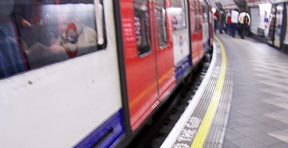 London - Subway (called tube in London)