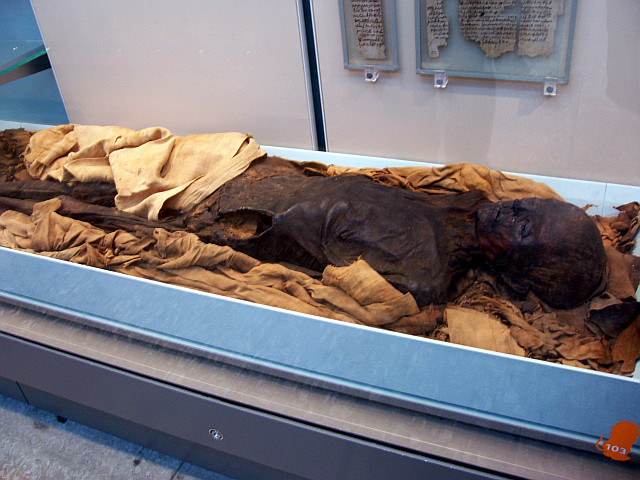 British museum - Mummy